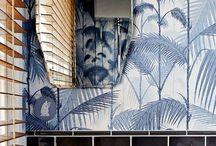 wallpaper bagno