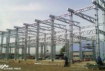 Cladire Birouri jud. Alba / Constructii pe Structura Metalica Usoara