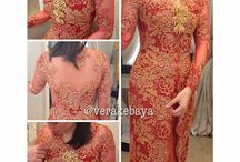 Kebaya Cantik / Traditional Indonesian costume for women
