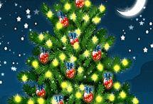 Kartki i obrazki świąteczne i okolicznościowe - Boże Narodzenie