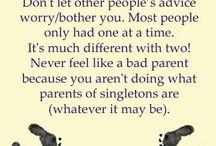 Twin / Triplet Parenting