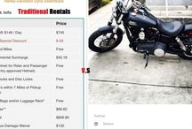 RidersShare / Stuff related to RidersShare, a motorcycle sharing website