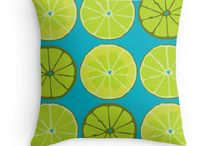 Tyynyt - Cushions / Cushions and pillows