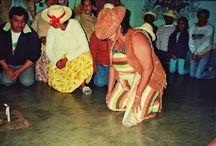 Abassá de Oxóssi / Abassá de Oxóssi é o nome de um Terreiro de Candomblé que fica no Bairro Olhos D'Água em Brumado - BA. - Brasil