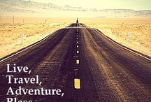 Travel Quotes / Inspirational, wise words for those who have caught the travel bug.