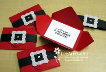 Giftcard Envelope Stampin Up