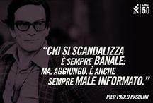 P.P. Pasolini