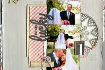 Свадьба. Идеи скрапбукинг / Scrapbook wedding