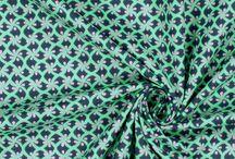 Patchwork - green/pink