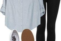 Klamotten für die Arbeit