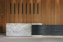Hotel foyer / reception / inspiracje do Kordeckiego