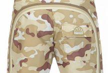 Sundek - Camouflage Print Swim Shorts / Sundek - Camouflage Print Swim Shorts on www.mrbeachwear.com