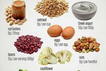 Proteins&fetnessmeals