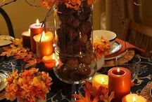 Thanksgiving Centerpieces / by Ruth Eastwood Aymond