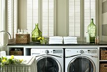 Utility/Laundry / by Caroline Brackett CBB Interiors