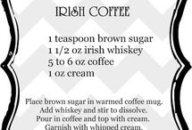 Coffee Recipes / Awesome coffee recipes to try with our gourmet, fresh roasted coffees!
