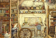 Brambly Hedge - Jill Berklem