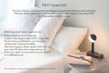 NEST Guest Edit / All my favourite pieces from Nest to make a wonderful spare bedroom.