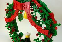 Christmas Lego / Everything and anything Christmas and Lego combined.
