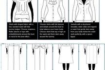Bell shaped / Fashion advice