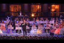 Andre Rieu / nizozemský houslista - král valčíků