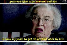 Feminim and human rights