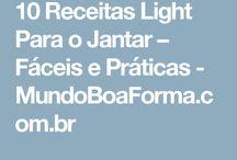 Receitas light