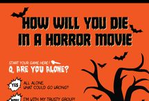 Horror Movie Death Quiz