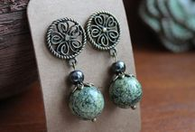 Elena Komova Earrings