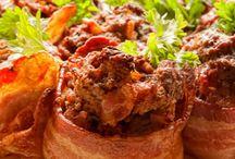 LCHF Beef, pork, fish, etc