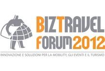 BizTravel Forum 2012 / BizTravelForum è l'esclusivo evento di riferimento B2B in Italia per la Mobility, gli Eventi e il Turismo. Il 6-7 Novembre 2012 a Fiera Milano City.. http://www.biztravelforum.it