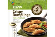 Bibigo Dumplings  / Our range of tasty #Korean dumplings from #pork and #vegetable to Tofu and vegetable. The #dumplings are frozen, they are easy to store and easy to cook allowing for anyone to create a delicious and authentic dumpling at home!