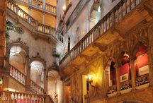 Design and Luxury / Hotels, Restaurants, Houses to visit al least once
