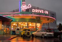 50's diners
