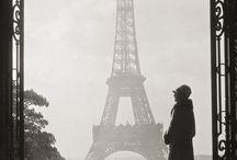 vintage paris girl