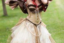Fantasy kleding  / by Auk Cornelisse Thijs