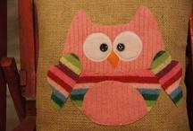 OWLS / by Melissa Hendrickson