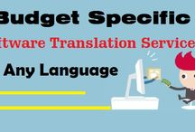 Budget Specific Software Translation Services in  Any Language