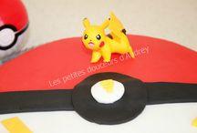 gâteau pokemon