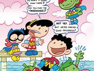 Comics for Kids / by DC Comics