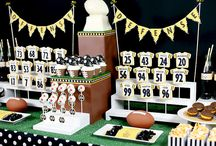Party-football themed  / by Becky Conerly