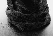 Maskinstrikk / Diverse strikk...