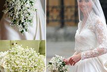 Bukiety ślubne z konwalii