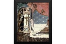 Kay Nielsen Art Gifts