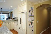 kitchen ideas / Kitchen reno ideas