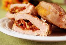 Pork recipes / by Debbie Bolluyt