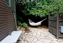 Outdoor Spaces / by Annie Becker