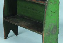 primitive furniture