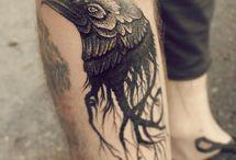 Raven, branch