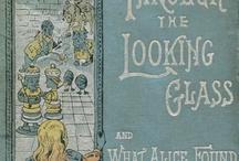 Alice in wonderland e outros poster